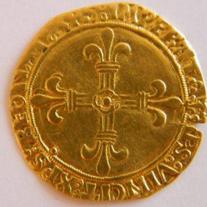 MR033 LOUIS XII Ecu d'or