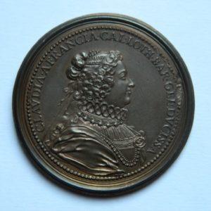 L024 CHARLES III Medaille de SAINT URBAIN