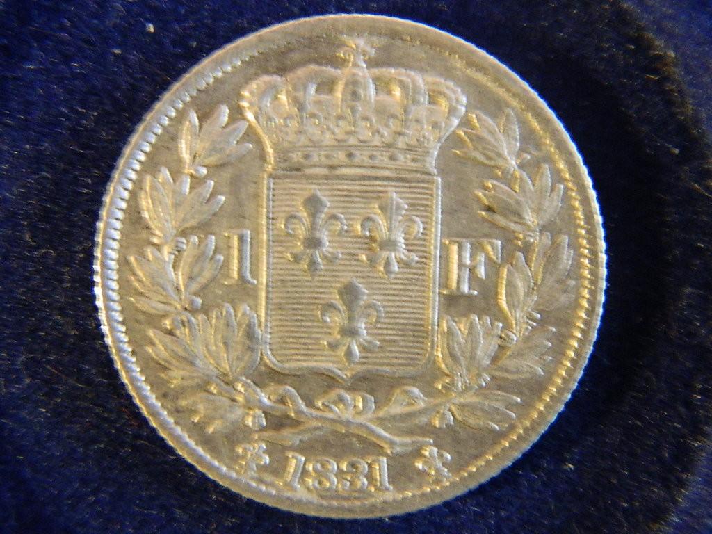 MM001 1 Franc Henri V