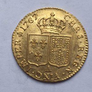 louis d'or 1787A