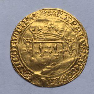 Charles VII écu d'or