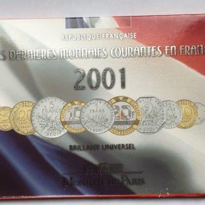 set bu France 2001