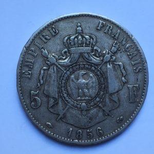 5frs napIII 1856A