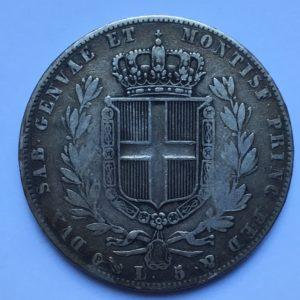 5lire 1847