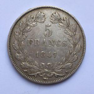 5frs 1847A