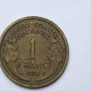 1franc 1935