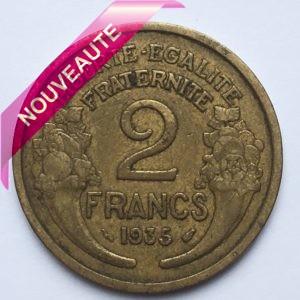 2francs 1935