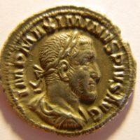 RM016 MAXIMINUS Denier argent