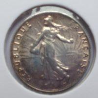 MM061 50 centimes semeuse 1897 rare 88000ex